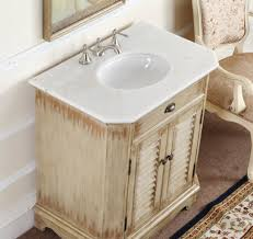 Ceramic Oil Rubbed Bronze Pull by Decorative Cottage White Bathroom Vanities Using Distressed