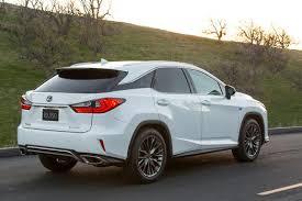 white lexus rx 350 2016 2017 lexus rx 350 rx 350 f sport lexus
