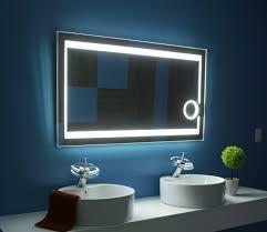 buy lighted bathroom vanity mirrors u2013 backlitmirror com