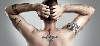 top 10 compass tattoo designs