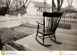 Old Rocking Chair On Porch 100 This Closest Creepy Rocking Chair Crystal Beach For