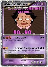 Consuela Meme - pok礬mon mega consuela no no my pokemon card