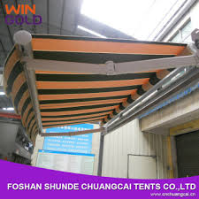 Foldable Awning 2016 High Quality Retractable Awning Folding Awning Manufacturer