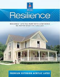 wilmington de professional house painter uses sw resilience