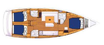odyssey floor plan jeanneau 47 sun odyssey rent a yacht holidays