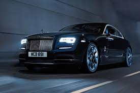 murdered rolls royce wraith rolls royce unveils black badge series wraith and ghost