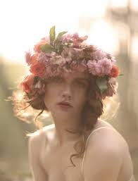 floral headpiece diy inspiration floral headpieces floral headpiece portraits