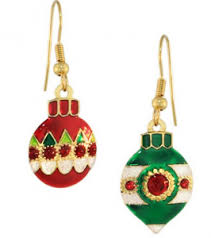 images of christmas earrings christmas earrings swistle