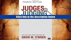 download judges on judging views from the bench 4th edition