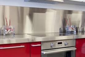 Discount Steel Stainless Steel Backsplashesl Brushed Finish - Cutting stainless steel backsplash