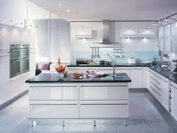 decorations charming modern polyester kitchen white contemporary kitchen cabinets gloss trendyexaminer