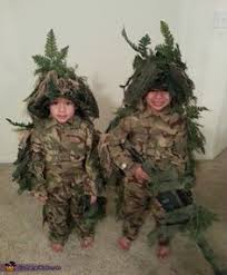 Boys Army Halloween Costume Boys Army Fancy Dress Ghillie Suit Jacket Trousers Camo Kids