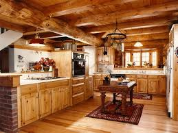 Rustic Kitchen Cabinet Designs The Glow And Colored Rustic Kitchen Ideas The Latest Home Decor