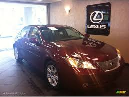 2008 lexus es 350 colors 2008 royal ruby metallic lexus es 350 64612118 gtcarlot com