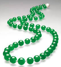 beaded jade necklace images Jade buying guide jade auction records lotus gemology jpg