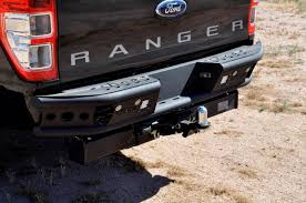 bumper ford ranger shop ford ranger t6 dimple r rear bumpers at add offroad cars