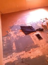brown paper flooring a facelift for my bedroom floor hometalk