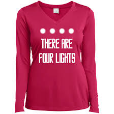 there are four lights ladies u0027 long sleeve ladies v neck long