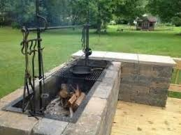 Cooking Over Fire Pit Grill - outdoor cooking fire pits outdoor