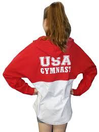 usa gymnast billboard hoodie