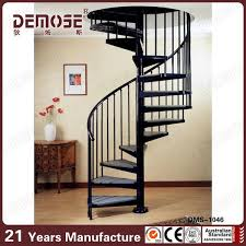 Small Space Stairs - mild steel spiral staircase metal stairs desgin inexpensive small