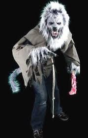 homemade werewolf halloween costume deluxe werewolf costume