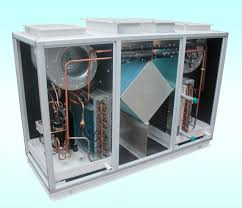 Enthalpy Recovery Ventilator Fresh Air Handling Unit With Heat Recovery Wheel Grihon Com Ac