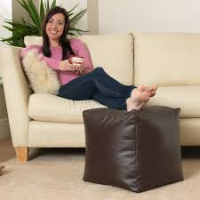 ideas of a leather bean bag sofa u2014 home ideas collection