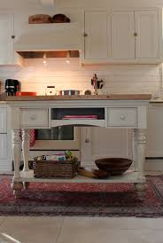 Small Kitchen Rugs Entrancing Design Ideas Using Rectangular Silver Range Hood And