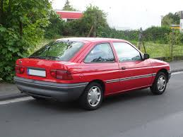 ford escort 1 6 1987 auto images and specification