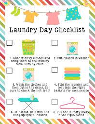kids u0027 laundry tips u0026 checklist your everyday family