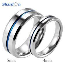 beveled ring shardon lover s beveled tungsten carbide high polished wedding