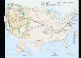 Appalachian Trail Massachusetts Map by National Trails Maps Npmaps Com Just Free Maps Period