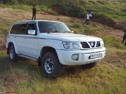 nissan patrol 1990 modified 2006 nissan patrol gr ii y61 u2013 pictures information and specs