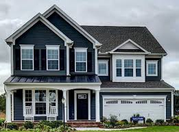 building a new life maryland exterior colors and house