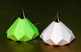 paper ornaments mashustic