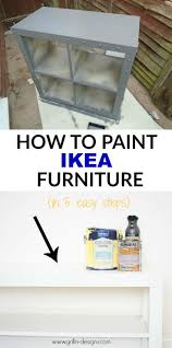 Malm Dresser Painted by Best 25 Paint Ikea Furniture Ideas On Pinterest Ikea Paint