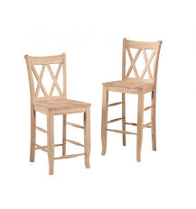 Outdoor Furniture Pensacola by Double Xx Back Stools Simply Woods Furniture Pensacola Fl