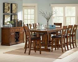 selection dinette retro dining set room with chrome metal frame