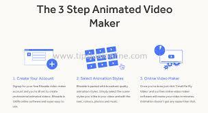 cara membuat video animasi online gratis tutorial membuat video promosi animasi online gratis