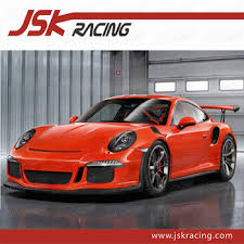 porsche 911 kit gt3 style glass fiber frp kit for 2012 2015 porsche 911 991