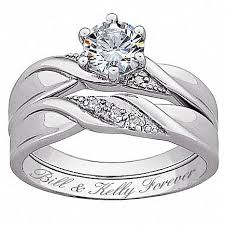 silver wedding ring wedding ring sets bridal sets bridal ring sets wedding ring sets