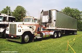 dodge semi trucks anybody hear of this dodge bighorn coming out 06 or 07 dodge