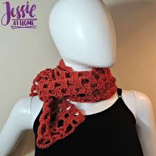 trellis yarn scarf part 41 crocheted ladder trellis yarn