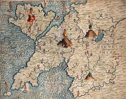 Map Of England And Wales Anglesey Maps