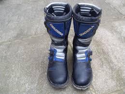 diadora motocross boots diadora stone 2 trials boots size 9 in ackworth west yorkshire