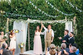 Simple Backyard Wedding Ideas by Excellent Small Backyard Wedding Ideas On A Budget Images