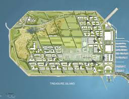 San Francisco Planning Map by City Plans To Transform Treasure Island With 50 Million For