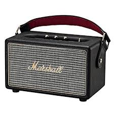 amazon black friday deals bluetooth speakers amazon com marshall kilburn portable bluetooth speaker black
