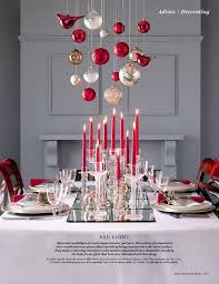 red and silver christmas table settings 106 best christmas tablescapes images on pinterest table